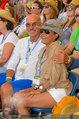 Beachvolleyball VIPs - Centrecourt Klagenfurt - Sa 02.08.2014 - Otto und Shirley RETZER, Peter KAISER, Gerald KLUG9