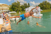 Beachvolleyball VIPs - Centrecourt Klagenfurt - Sa 02.08.2014 - Michael KONSEL94