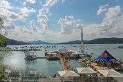 Beachvolleyball VIPs - Centrecourt Klagenfurt - Sa 02.08.2014 - VIP-Bereich, VIP-Steg, See96