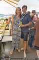 Beachvolleyball VIPs - Centrecourt Klagenfurt - So 03.08.2014 - Hubert NEUPER mit Ehefrau Claudia10