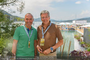 Beachvolleyball VIPs - Centrecourt Klagenfurt - So 03.08.2014 - Gerald KLUG, Peter KAISER12