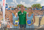 Beachvolleyball VIPs - Centrecourt Klagenfurt - So 03.08.2014 - Hannes JAGERHOFER13