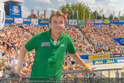Beachvolleyball VIPs - Centrecourt Klagenfurt - So 03.08.2014 - Hannes JAGERHOFER15
