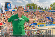 Beachvolleyball VIPs - Centrecourt Klagenfurt - So 03.08.2014 - Hannes JAGERHOFER16