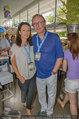 Beachvolleyball VIPs - Centrecourt Klagenfurt - So 03.08.2014 - Petra und Hans SCHMIED17