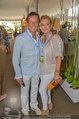 Beachvolleyball VIPs - Centrecourt Klagenfurt - So 03.08.2014 - Karl JAVUREK mit Irmgard (FORSTINGER)23