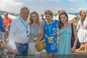 Beachvolleyball VIPs - Centrecourt Klagenfurt - So 03.08.2014 - Wolfgang FELLNER, Tina WOHNER, Daniela BARDEL, Clivia TREIDL3