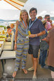 Beachvolleyball VIPs - Centrecourt Klagenfurt - So 03.08.2014 - Hubert NEUPER mit Ehefrau Claudia9