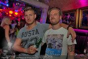 Birthday Club - Melkerkeller - Fr 08.08.2014 - 12