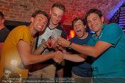 Birthday Club - Melkerkeller - Fr 08.08.2014 - 21