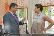 Netrebko Pressekonferenz - Hotel Sacher Salzburg - Mo 11.08.2014 - Stefan OTTRUBAY, Anna NETREBKO20