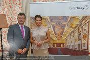 Netrebko Pressekonferenz - Hotel Sacher Salzburg - Mo 11.08.2014 - Stefan OTTRUBAY, Anna NETREBKO21