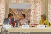 Netrebko Pressekonferenz - Hotel Sacher Salzburg - Mo 11.08.2014 - Stefan OTTRUBAY, Anna NETREBKO, Barbara RETT26