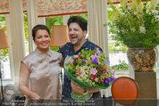 Netrebko Pressekonferenz - Hotel Sacher Salzburg - Mo 11.08.2014 - Anna NETREBKO, Yusif EYVAZOV31
