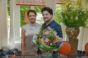 Netrebko Pressekonferenz - Hotel Sacher Salzburg - Mo 11.08.2014 - Anna NETREBKO, Yusif EYVAZOV33