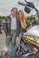Harley Davidson Charity - Heldenplatz Wien - Mi 13.08.2014 - Yvonne RUEFF, Erwin BUCHINGER20
