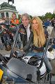 Harley Davidson Charity - Heldenplatz Wien - Mi 13.08.2014 - Yvonne RUEFF, Erwin BUCHINGER21
