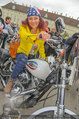 Harley Davidson Charity - Heldenplatz Wien - Mi 13.08.2014 - Christina LUGNER28