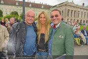 Harley Davidson Charity - Heldenplatz Wien - Mi 13.08.2014 - Wolfgang B�CK, Yvonne RUEFF, Heinz STIASTNY29