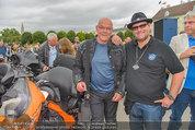 Harley Davidson Charity - Heldenplatz Wien - Mi 13.08.2014 - Wolfgang B�CK, Ferdinand FISCHER33
