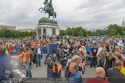 Harley Davidson Charity - Heldenplatz Wien - Mi 13.08.2014 - 39