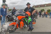 Harley Davidson Charity - Heldenplatz Wien - Mi 13.08.2014 - Ferdinand FISCHER46