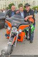 Harley Davidson Charity - Heldenplatz Wien - Mi 13.08.2014 - Ferdinand FISCHER, Wolfgang B�CK51