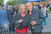 Katzenzungen Premiere - Stadttheater Berndorf - Do 14.08.2014 - Marianne MENDT, Reinhard NOWAK34