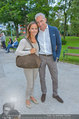 Katzenzungen Premiere - Stadttheater Berndorf - Do 14.08.2014 - Rainer PARIASEK mit Ehefrau Eva36