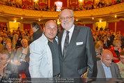 Katzenzungen Premiere - Stadttheater Berndorf - Do 14.08.2014 - Christoph F�LBL, Felix DVOREK47