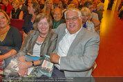 Katzenzungen Premiere - Stadttheater Berndorf - Do 14.08.2014 - Helmut PECHLANER mit Ehefrau52