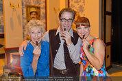 Katzenzungen Premiere - Stadttheater Berndorf - Do 14.08.2014 - Kristina SPRENGER, Lotte LEDL, Hubert WOLF9