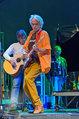 Wolfgang Ambros live - Albener Hafen - Sa 16.08.2014 - Musikband Lichtw�rts, Ulli B�ER (B�hnenfoto)17