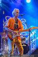 Wolfgang Ambros live - Albener Hafen - Sa 16.08.2014 - Musikband Lichtw�rts, Ulli B�ER (B�hnenfoto)21