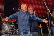Wolfgang Ambros live - Albener Hafen - Sa 16.08.2014 - Wolfgang AMBROS, Peter RAPP31