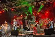 Wolfgang Ambros live - Albener Hafen - Sa 16.08.2014 - Musikband Lichtw�rts4