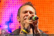 Wolfgang Ambros live - Albener Hafen - Sa 16.08.2014 - Musikband Lichtw�rts, Michael KLAMMER (leads�nger)6