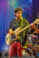 Wolfgang Ambros live - Albener Hafen - Sa 16.08.2014 - Musikband Lichtw�rts8