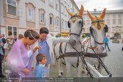 Netrebko - Verlobung - Di 19.08.2014 - Anna NETREBKO mit Tiago, Yusif EYVAZOV38