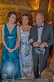 Netrebko - Verlobung - Di 19.08.2014 - Anna NETREBKO mit Schwester Natalia und Vater Juri61