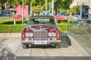 Drehabschlussfest - Novomatic Forum - Do 21.08.2014 - Rolls Royce von Norbert Blecha13
