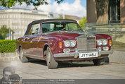Drehabschlussfest - Novomatic Forum - Do 21.08.2014 - Rolls Royce von Norbert Blecha14