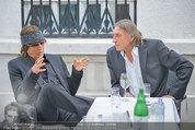 Drehabschlussfest - Novomatic Forum - Do 21.08.2014 - Gottfried HELNWEIN, Norbert BLECHA22