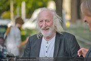 Drehabschlussfest - Novomatic Forum - Do 21.08.2014 - Karl MERKATZ (Portrait)25