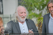 Drehabschlussfest - Novomatic Forum - Do 21.08.2014 - Karl MERKATZ (Portrait)27