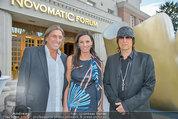 Drehabschlussfest - Novomatic Forum - Do 21.08.2014 - Norbert BLECHA, Nadja WEISS, Gottfried HELNWEIN28