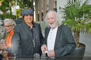 Drehabschlussfest - Novomatic Forum - Do 21.08.2014 - Karl MERKATZ, Gottfried HELNWEIN36