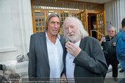 Drehabschlussfest - Novomatic Forum - Do 21.08.2014 - Norbert BLECHA, Karl MERKATZ43