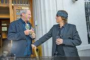 Drehabschlussfest - Novomatic Forum - Do 21.08.2014 - Gottfried HELNWEIN, Robert DORNHELM47