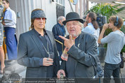 Drehabschlussfest - Novomatic Forum - Do 21.08.2014 - Gottfried HELNWEIN, Erich JOHAM50